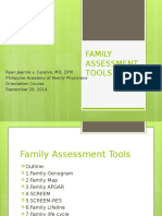 Family Assessment Tools Final
