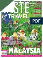 Malaysia Taste & Travel