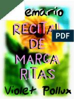Recital de Margaritas-Violet Pollux