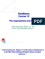 C11 Data Storage and Index