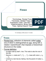 L02-TreesTerminologyRootedTreesTraversalsLabeledandExpressionTreesTreeADTTreeImplementationsBinarySearchTrees