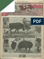 El Clarín (Valencia). 20-8-1927