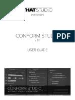Conform Studio v1.0 User Guide.pdf