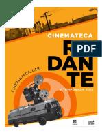 Convocatoria Cinemateca Lab 2016