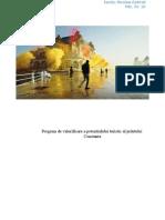Program de Valorificare a Potentialului Turistic Al Judetului Constanta