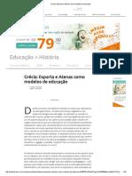Grécia_ Esparta e Atenas como modelos de educação.pdf