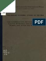 Cooperative Movement 1921