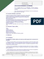 02 Protocolo en Caso de Lesiones o Accidentes
