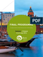 Final Programme 2016 WEB AD