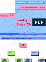 P#5 Operating System
