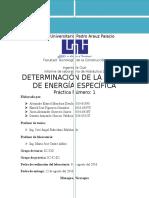 Lab.1 Hidraulica II