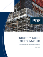Form Work Guide