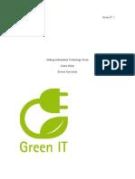 Making IT Green