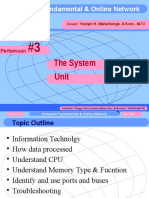 P#3-The System Unit