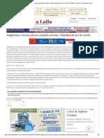 2017.01.06 Supplenza e Lavoro Presso Azienda Privata