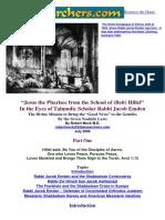 Study Into The Jewish Messianic Revival Of Sabbatai Zevi