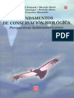 Fundamentos de Conservacion Biologica - Richard Primack