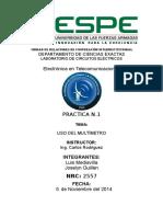 Utilizacion Del Multimetro_mediavilla-guillen