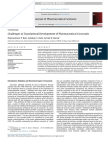 Kale, Bansal, JPS, 2016, Challenges in Development of Pharma Cocrystals