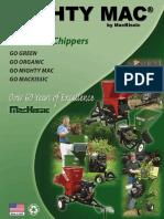 Shredder Chipper Brochure