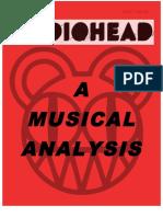 Radiohead a Musical Analysis
