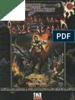 Manual de Mago y Hechiceros Poder Arcano I