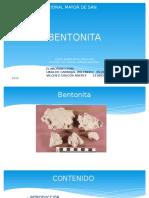 Expo Bentonita