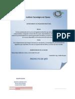Proyecto QFD
