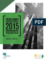 Cqi Irca Iso140012015 White Paper