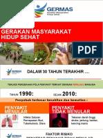 Presentasi Sosialisasi Germas Revisi 17102016