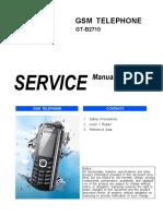 Samsung GT-B2710 Xcover 271 00 01 06 09