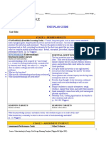 i unit plan guide
