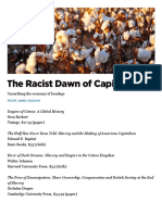 The Racist Dawn of Capitalism _ Boston Review