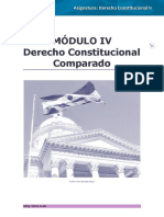 Derecho Constitucional II MOD IV