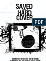 Saved by a Hard Cover