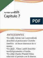 Giardiasis