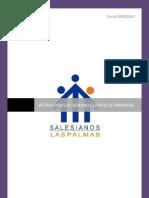 Actividades de Verano Cuarto de Primaria - Salesianos 09-10