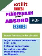 fisiologi absoorbsi