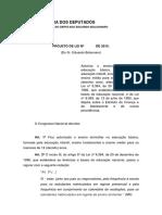 PL 3261-2015.ENSIDO DOMICILIAR.pdf