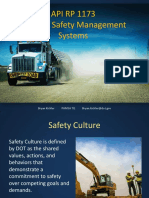 Safety Management System RP-1173