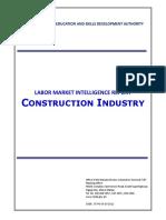 Labor Market Intelligence Report