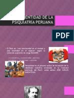 Psiquiatría peruana