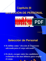 Clase IV - Cap. III Selección Personal.pdf