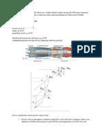 Lectut MI-523 PDF Turbojet Engine Progblem