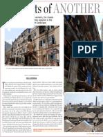 British-built Bombay Development Directorate (BDD) Chawls in Central Mumbai