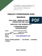 Assignment Bahasa Inggeris RANZI (1)