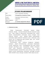 Metode Jembatan Pangi PT. Mitra..doc