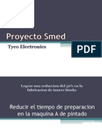 Proyecto SMED