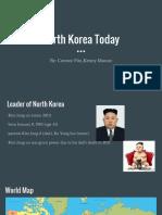 north korea today