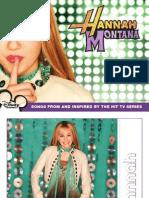 Digital Booklet - Hannah Montana